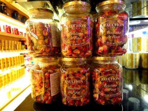 Botões de rosa - Fauchon - PARIS