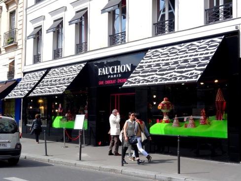 Fauchon - Cave - Chocolats - Epicerie - PARIS
