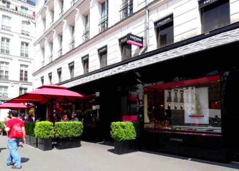 Fauchon - Praça Madeleine - PARIS