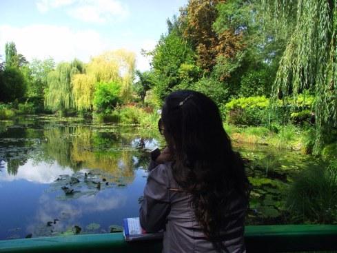 Jardin d'eau - Monet - Giverny