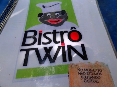 Cardápio - Bistrô Twin - Aracaju