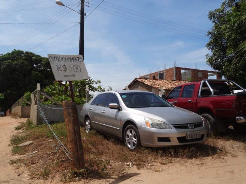 Estacionamento - Bistrô Twin - Aracaju