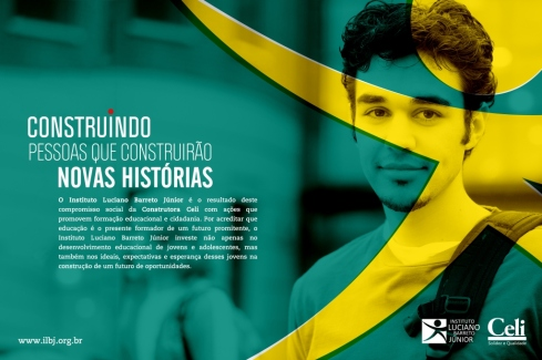 Anúncio - Instituto Luciano Barreto Junior