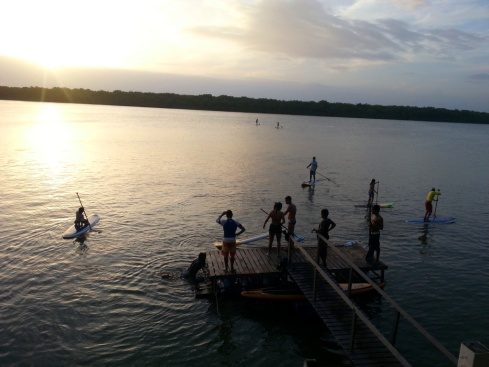 Stand Up Paddle - Bistrô Twin - Aracaju