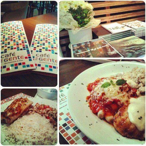 Almoço - Café da Gente