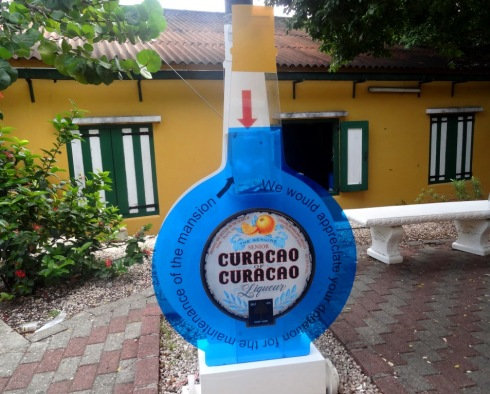 Blue Curaçao Licor