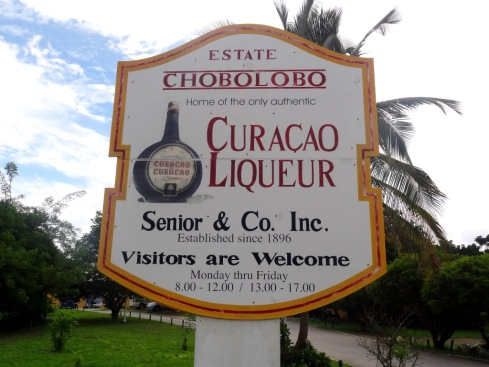 Chobolobo Licor Curaçao
