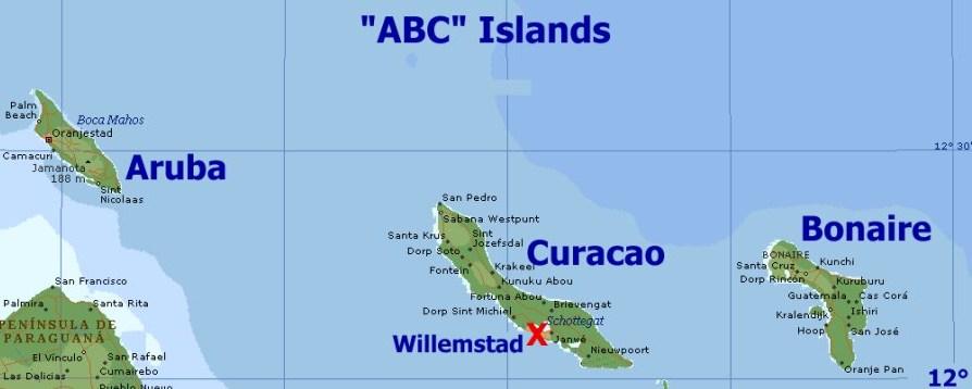 Aruba Bonaire Curacao Tour