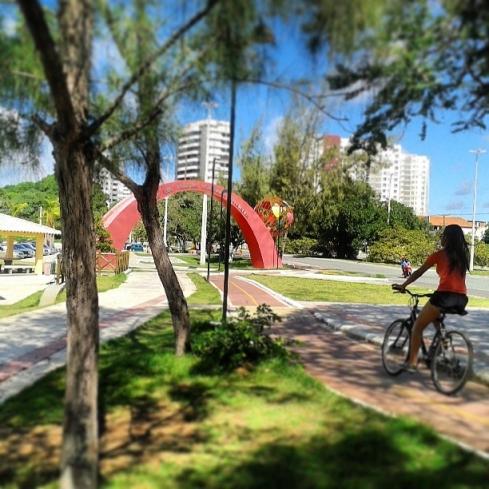 Parque dos Cajueiros - ARACAJU