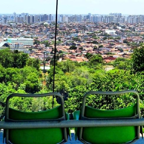 Teleférico de Aracaju - Parque da Cidade - Foto do Blog MissCheck-in.com