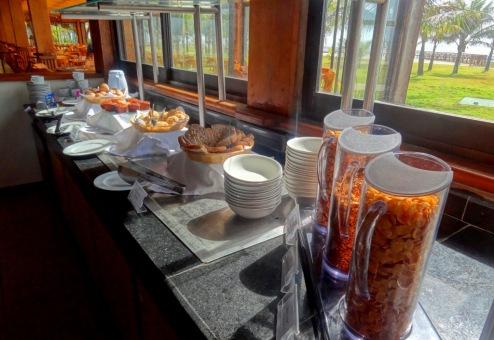 Café da Manhã - Prodigy Resort