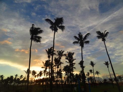 Pôr do Sol - Praia da Costa