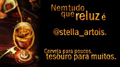 Anúncio -  Stella Artois