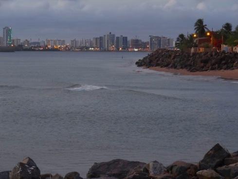 13 de Julho, Aracaju - Vista da Atalaia Nova.
