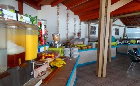 Café da manhã - The Mill Resort - ARUBA