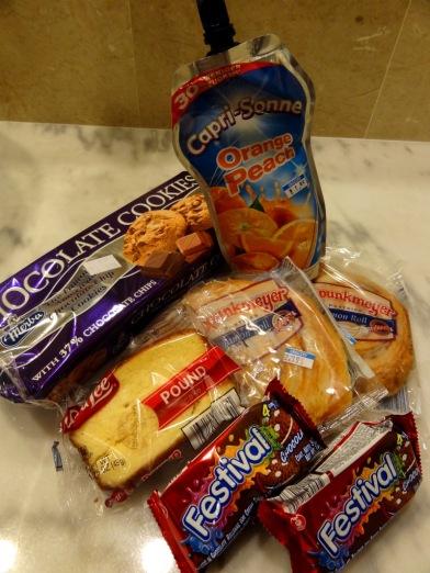 Comidinhas de Supermercado - ARUBA