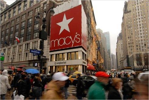 Macy's New York (imagem disponível em blogdacomunicacao.com)