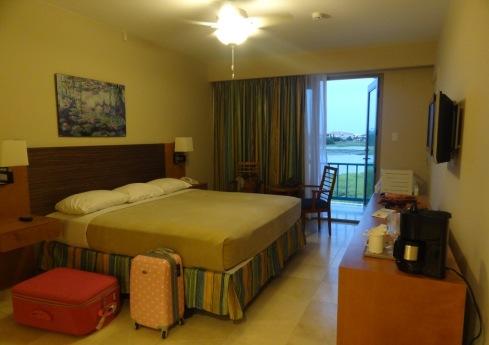 Quarto e Varanda - The Mill Resort - ARUBA