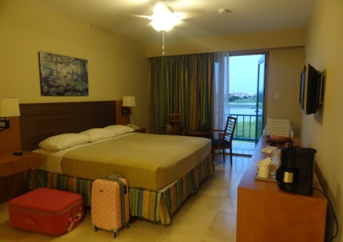 Quarto e Varanda - The Mill Resort - ARUBA