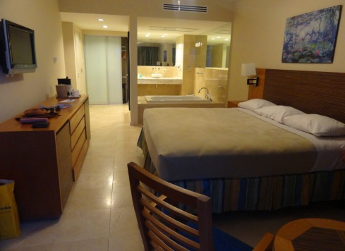 Quarto Duplo - The Mill Resort - ARUBA