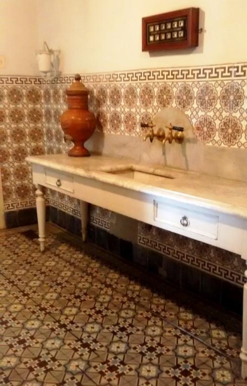Casa Rui Barbosa - Cozinha