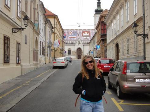 Igreja de São Marcos - Zagreb - Croácia