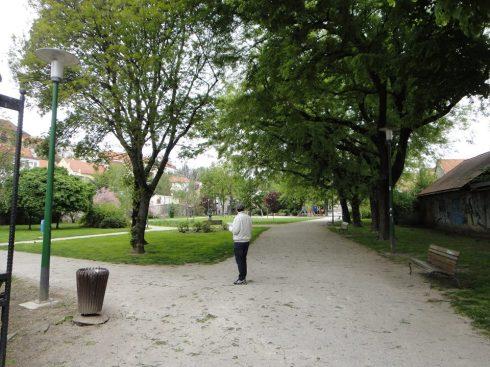 Jardins de Zagreb - Croácia