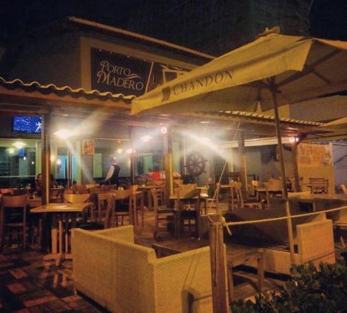 Porto Madero Restaurante - Passarela do Caranguejo - Aracaju