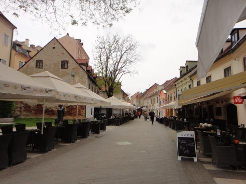 ZAGREB - Post Croácia