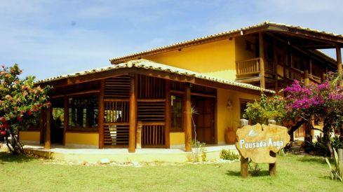 Pousada Angá - Praia do Baixio - Bahia