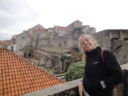 Ruínas Romanas - Dubrovnik - CROÁCIA