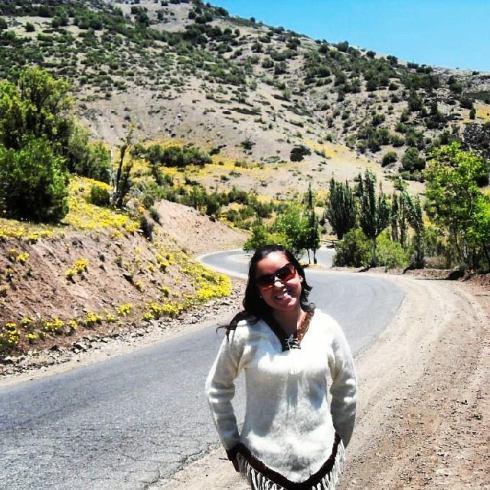 Flores - Cordilheira - CHILE
