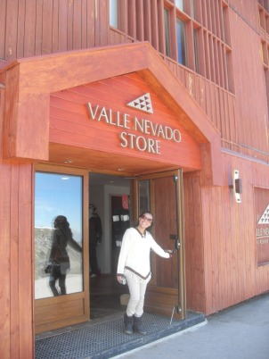 Valle Nevado Store - CHILE