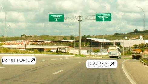 Viaduto BR-101 Norte