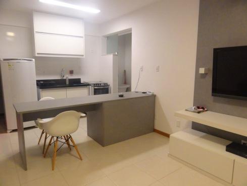 Cozinha. AP Rio Vermelho - SALVADOR