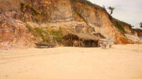 Barraca da Elma - Carro Quebrado - ALAGOAS - Litoral Norte