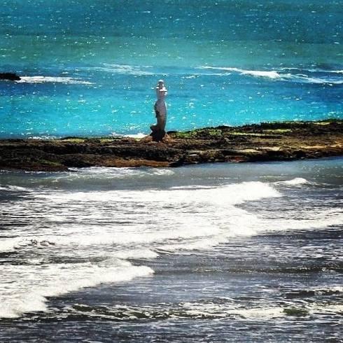 Vista do Mirante da Praia da Sereia - ALAGOAS