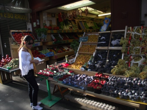 Frutarias de Montmartre