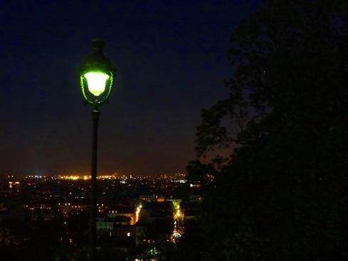 Montmartre à noite - PARIS