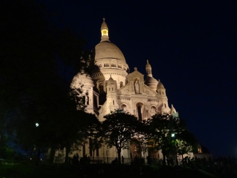 Sacré Coeur - Montmartre - PARIS