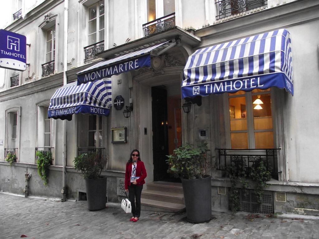 Tim Hotel Le Louvre Reviews