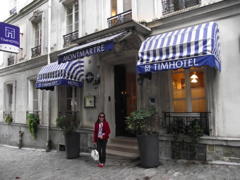 TIMHOTEL MONTMARTRE - PARIS
