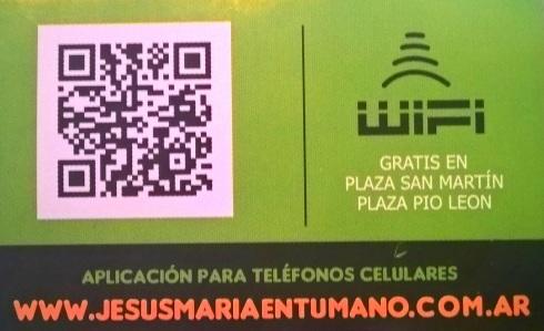 App - Turismo Jesus Maria - CORDOBA - ARGENTINA