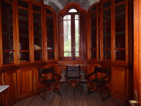 Biblioteca de Cedro - Torre Céspedes - Jesús María
