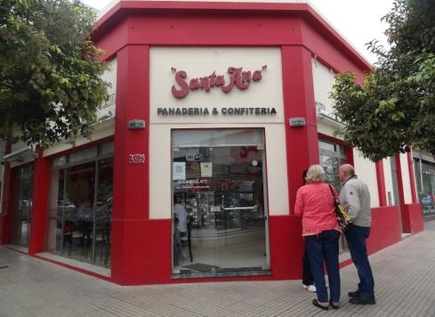 Cafeteria Santa Ana - Jesús María