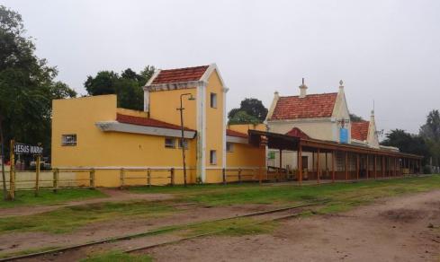Estação de Trem - Jesús María - Córdoba - ARGENTINA