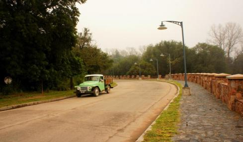 Estrada para Estância de Jesús María - ARGENTINA