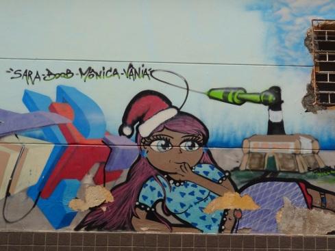 Grafite - Beco dos Cocos - ARACAJU