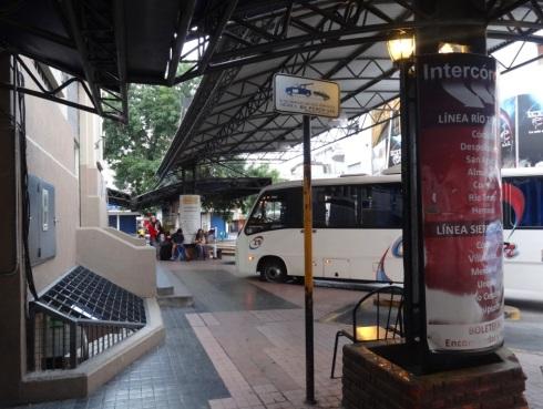 Terminal de Micro-ônibus - Córdoba