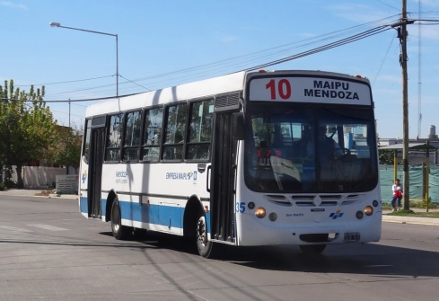 Ônibus Mendoza-Maipú